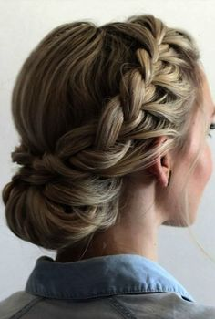 Here you will find a plethora of boho wedding hairstyles for any tastes starting with elegant braided updos and ending with some creative solutions. Check this useful article by going to the link at the image. #CuteHairstyles #weddinghairstyles