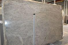 lovely slab of granite in Silver Silk,