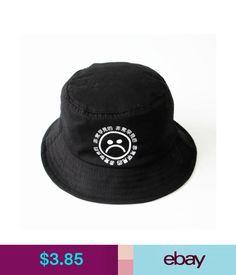 Hats Black Flat Fisherman Hats Bucket Hats Men Women Fishing Cap Sports  Sunhat Funny  ebay  Fashion 91824050046f