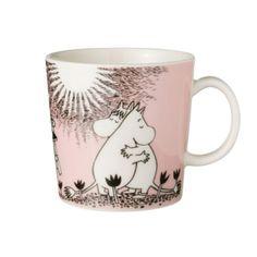 Iittala Arabia Moomin Love Mug