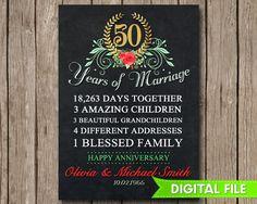 Large th anniversary banner th wedding anniversary