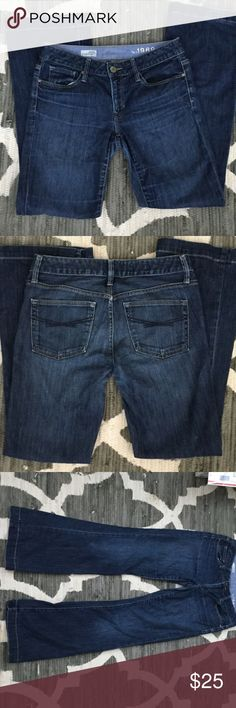 Gap Long and Lean Jeans size 6 Regular Size 28 or 6 Regular length. Inseam is 31. EUC GAP Jeans Boot Cut