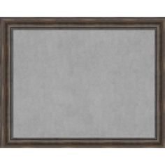 Trent Austin Design Rustic Pine Framed Magnetic Memo Board  Size: