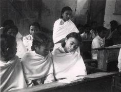 Class of teacher training school, in Madagascar :: International Mission Photography Archive, ca.1860-ca.1960