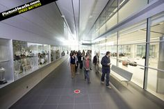 mclaren-technology centre-second floor