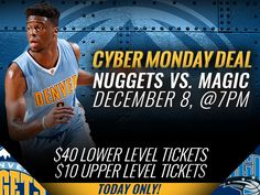 Nuggets Cyber Monday Deal