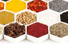 Especias indispensables en la cocina http://www.hogarus.com/ingredientes-indispensables-tu-cocina_179.html