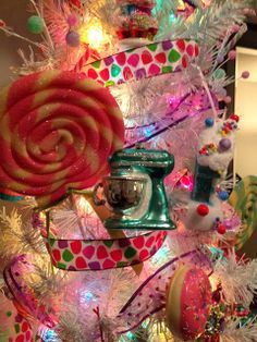 What a whirlwind of a Christmas season! Now I am getting post Christmas depression. Candyland, Kitchen Aid Mixer, Hobby Lobby, Merry Christmas, Christmas Decorations, Gift Wrapping, Seasons, Kitchenaid