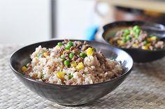 Welcome to Jinkzz's Kitchen: Ground Beef Fried Rice