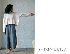 31ea46c5b4 Shirin Guild Hudson top sewingworkshop.com