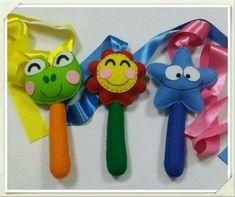신학기 환경구성#교실꾸미기#어린이집환경구성#교구제작#펠트교구 : 네이버 블로그 Felt Toys, Felt Crafts, Princess Peach, Smurfs, Origami, Alphabet, Blog, Character, Fabric Toys