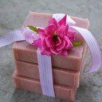 Old-Fashioned Rose Soap Recipe