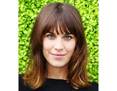 How to Find the Perfect Parting for Your Face Shape via @ByrdieBeautyUK