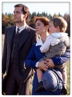 Gil, Anne, and Dominic - Anne of Green Gables: The Continuing Story (the third movie) Anne Shirley, Movies Showing, Movies And Tv Shows, Anne Movie, Anna Green, Road To Avonlea, Gilbert And Anne, Gilbert Blythe, Foto Instagram
