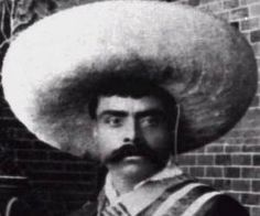 Emiliano Zapata prominently led the Mexican Revolution starting in Read this biography to know more about his life. Old Pictures, Old Photos, Mexico People, Mexican Revolution, American Literature, Black And White Pictures, Chicano, Historical Photos, Vintage Images