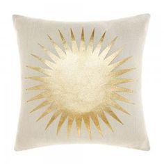 Gold Celestial Cushion