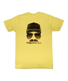 Take a look at this Banana 'Magnum, P.I.' Tee - Toddler & Kids by American Classics on #zulily today!