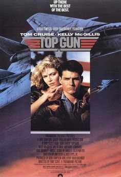 TOP GUN (1986) Dir: Tony Scott