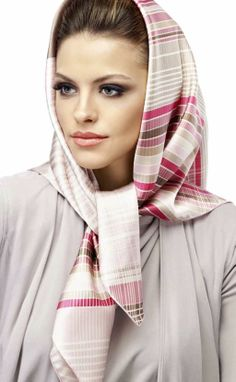 Aker Eşarp / Scarf - 2011 S/S #aker #scarf #esarp #hijab #fashion #silk #scarves #moda #hijab #tesettur #model #mode #style #pattern #babushka #kerchief #shawl #wrapper #trend #aker #akeresarp #akerscarf