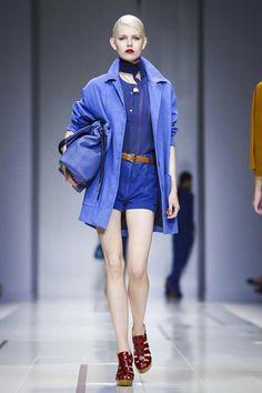 Trussardi Ready To Wear Spring Summer 2015 Milan