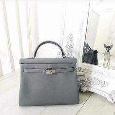 Hermès Kelly   pinterest: @Blancazh
