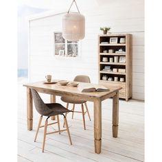 Table desert queen 140x70cm kare design bois Kare Design | La Redoute Kare Design, Dining Chairs, Dining Room, Dining Table, Paris Flat, Furniture Cleaner, New Furniture, Bauhaus, Decoration