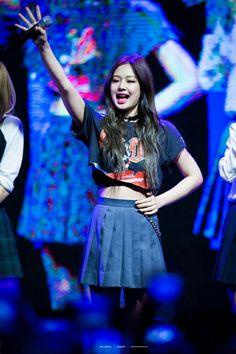 BLACKPINK at first college festival ( 건국대 ) #JENNIE
