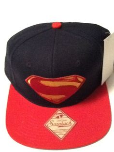 55a81a81d4cd9 17 Best Superman Hats   Snapbacks images