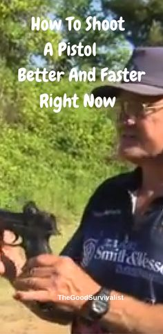 Outstanding instruction here from a real pro, and world champion pistol shooter. You'll learn not only some basic techniques, but some advanced pistol shooting skills as well. The techniques you learn here transfer right on over to self defense.  http://www.thegoodsurvivalist.com/hot-pistol-shooting-tips-world-champ-shares-his-secrets-of-how-to-shoot-better-and-faster-now/