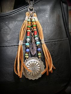 Purse Tassel Southwest Tassel Tassle Native American