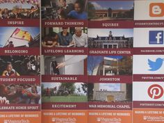 Student Centers and Activities Banners