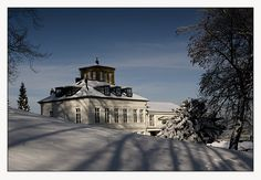 Bielefeld Round House, Lodges, Buildings, Louvre, Germany, Travel, Pictures, Bielefeld, City