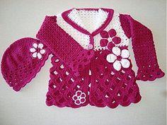 Detské oblečenie - Cyklámenový svetríček - 1557860