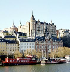 I will never forget Lizee and I's trip to Sweden. We slept to avoid the prices of the food (but WE WERE ON A BOAT!) I had a Blast! Stockholm, Sweden