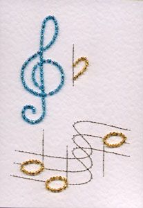My Musical Notes: a special favourite of mine ... my son's inspiration!