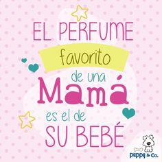 Mi bebé mi perfume favorito <3