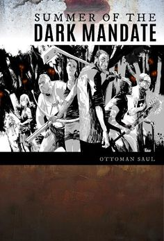 Click to preview Summer of the Dark Mandate pocket and trade book