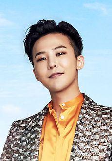 G-Dragon of Big Bang