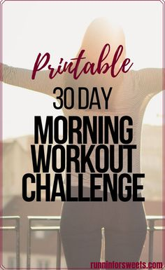 Try this 30 Day Morning Workout Challenge right at home! Wake up early and burn fat with these full body exercises. Each morning workout is quick and simple. See if you can complete the challenge! #morningworkoutchallenge #morningworkout #morningexercise Lower Ab Workouts, At Home Workouts, Full Body Strength Workout, Arm Workout For Beginners, Morning Workout Routine, Body Exercises, Lower Abs, How To Wake Up Early, Workout Challenge