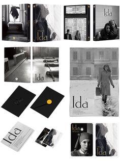 [알라딘][블루레이] 이다 : 한정판 B타입 - 아웃케이스 + 소책자 + 접지포스터 + 영화카드