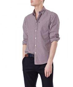 Lexington Clothing Company Fall Collection 2016, Men. Taylor Poplin Shirt.