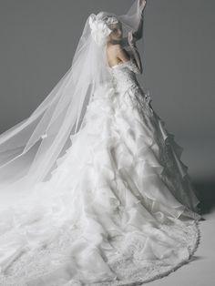 オートクチュール フォー レンタル 新作コレクション:桂由美ウェディングドレス直営店