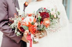 Modern copper wedding ideas in Hampton, Virginia.