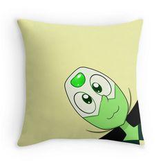 Peridot Pillow by Koalacubes on DeviantArt
