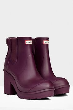 Rainboots you can keep on at work - www.levo.com