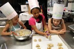 Kids in the Kitchen Camp 2014