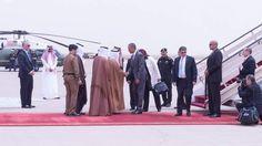 Obama meets King Salman on Saudi Arabia visit - Khaleej Times