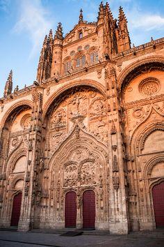 Fachada Catedral Nueva