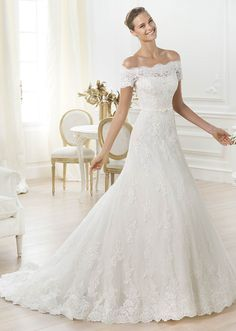 Letour by Pronovias available at Teokath of London