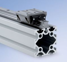 Compact linear modules with recirculating ball guidance for high load-bearing capacity . Compact linear modules with recirculating ball guidance for high load capacity with maximum precisi Cnc Router, Router Sled, Arduino Cnc, Machine Tools, Cnc Machine, Cnc Plasma Cutter, Hobby Cnc, Cnc Parts, Diy Cnc